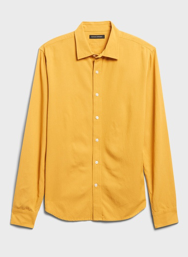 Banana Republic Gömlek Sarı